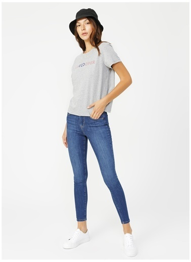 Lee Cooper Lee Cooper 202 LCF 121040 Repreve Jamy Kadın Denim Pantolon Renksiz